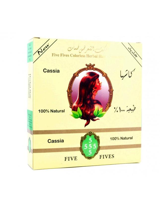Cassia - bezbarvý regenerační zábal
