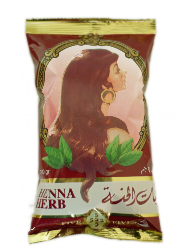 Henna Herb Five Fives 200g